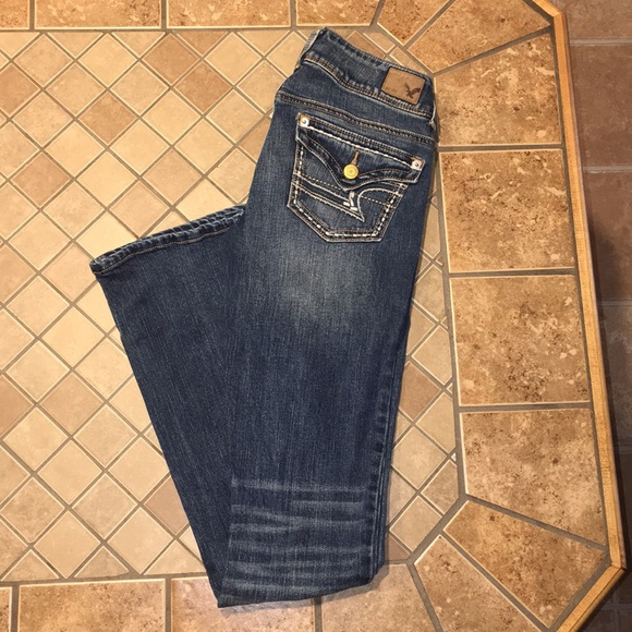 American Eagle Outfitters Denim - American Eagle Kick Boot Jean